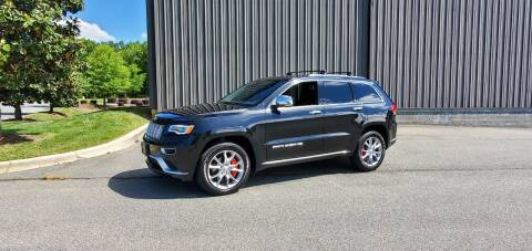 2016 Jeep Grand Cherokee for sale at Euro Prestige Imports llc. in Indian Trail NC