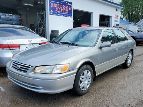 2001 Toyota Camry for sale at Ericson Auto in Ankeny IA