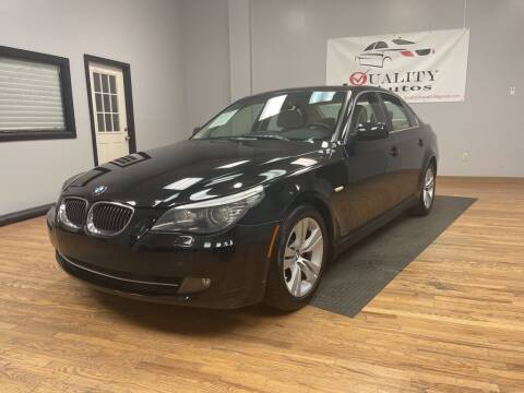 2009 BMW 5 Series for sale at Quality Autos in Marietta GA