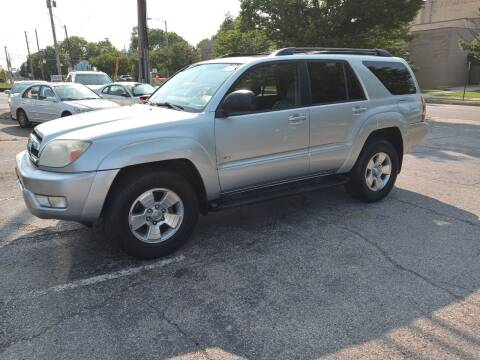 2005 Toyota 4Runner for sale at Sportscar Group INC in Moraine OH