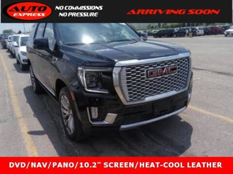 2021 GMC Yukon for sale at Auto Express in Lafayette IN