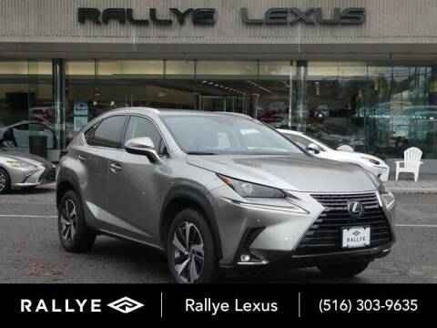 2020 Lexus NX 300 for sale at RALLYE LEXUS in Glen Cove NY
