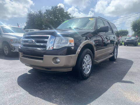2013 Ford Expedition for sale at Bargain Auto Sales in West Palm Beach FL