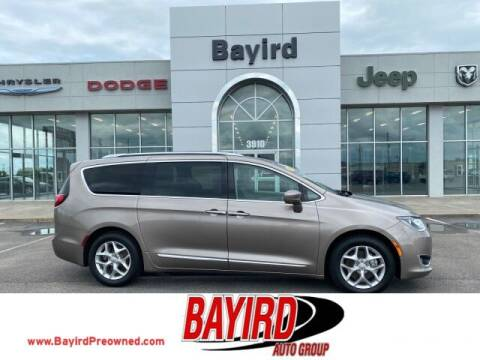 2018 Chrysler Pacifica for sale at Bayird Truck Center in Paragould AR