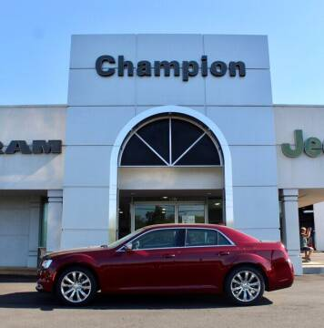 2021 Chrysler 300 for sale at Champion Chevrolet in Athens AL