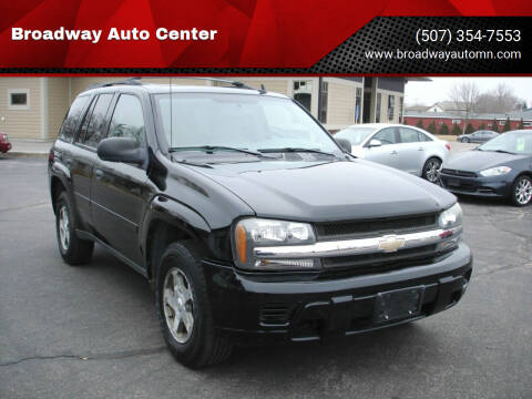 2006 Chevrolet TrailBlazer for sale at Broadway Auto Center in New Ulm MN