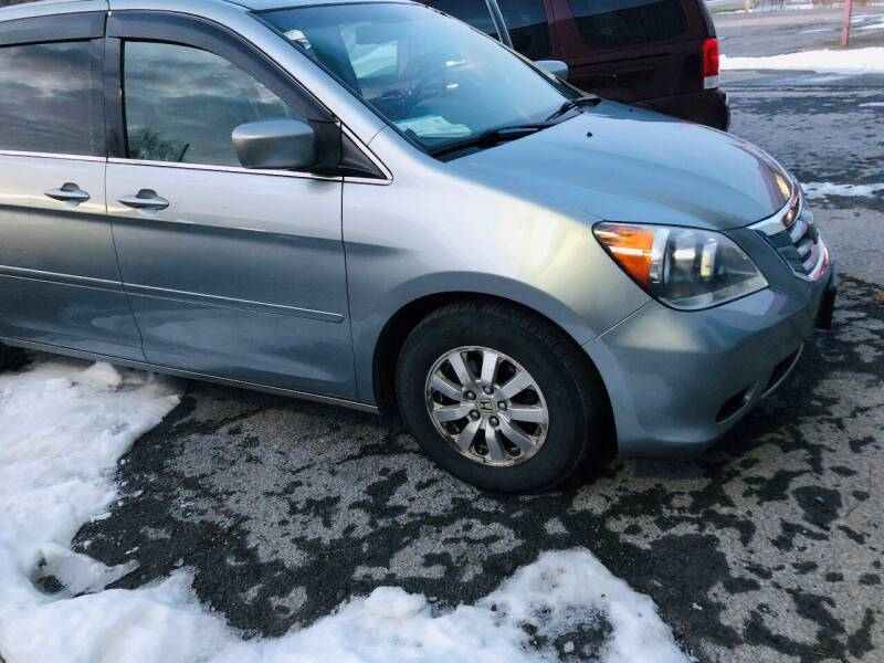2008 Honda Odyssey for sale at Alex Bay Rental Car and Truck Sales in Alexandria Bay NY