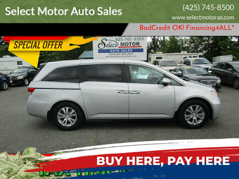 2014 Honda Odyssey for sale at Select Motor Auto Sales in Lynnwood WA