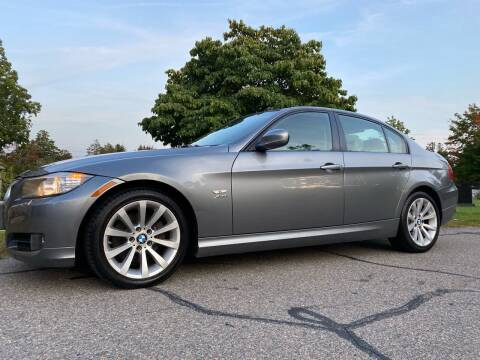 2011 BMW 3 Series for sale at Reynolds Auto Sales in Wakefield MA