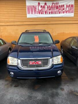 2004 GMC Envoy for sale at American Auto Group LLC in Saginaw MI