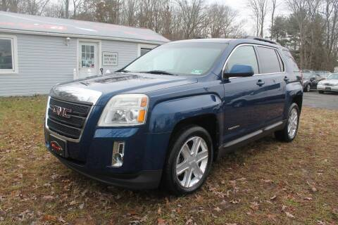 2010 GMC Terrain for sale at Manny's Auto Sales in Winslow NJ