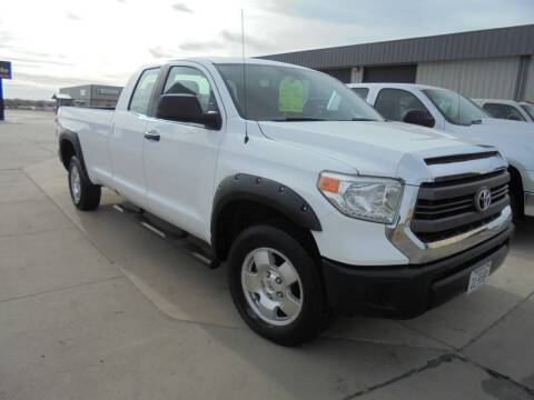 2014 Toyota Tundra for sale at KICK KARS in Scottsbluff NE