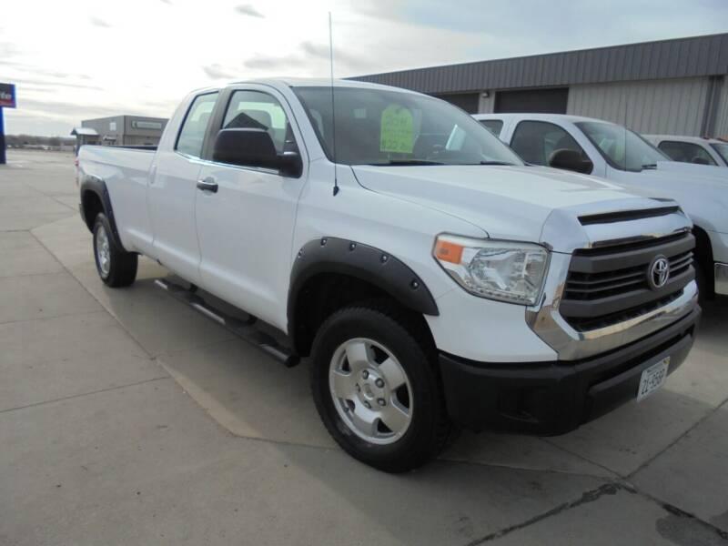 2014 Toyota Tundra for sale at KICK KARS in Scottsbluff NE