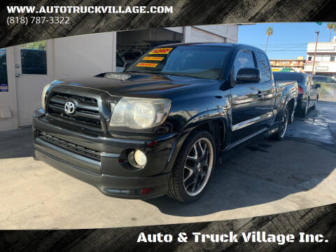 2005 Toyota Tacoma for sale at Auto & Truck Village Inc. in Van Nuys CA