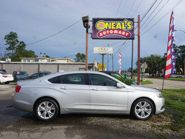 2015 Chevrolet Impala for sale at Oneal's Automart LLC in Slidell LA