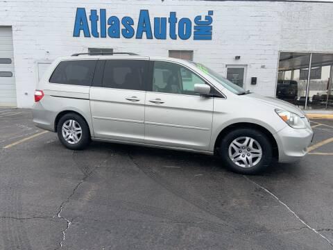 2005 Honda Odyssey for sale at Atlas Auto in Rochelle IL