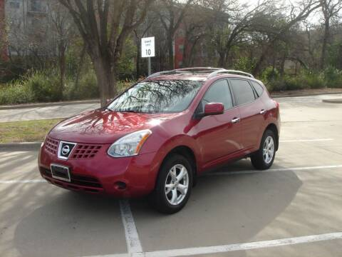 2010 Nissan Rogue for sale at ACH AutoHaus in Dallas TX