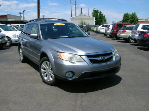 2009 Subaru Outback for sale at Avalanche Auto Sales in Denver CO