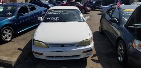 1996 Toyota Camry for sale at EZ Drive AutoMart in Springfield OH