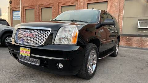 2008 GMC Yukon for sale at Rocky's Auto Sales in Worcester MA