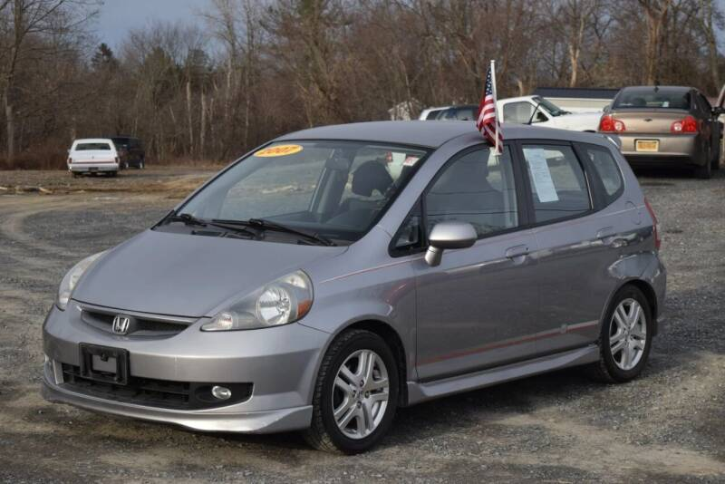 2007 Honda Fit for sale at GREENPORT AUTO in Hudson NY