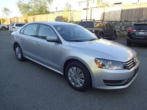 2015 Volkswagen Passat for sale at Prudent Autodeals Inc. in Seattle WA