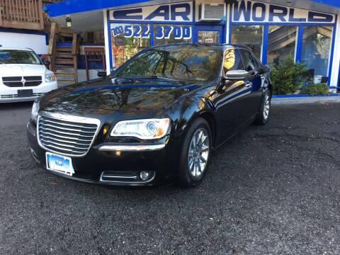 2013 Chrysler 300 for sale at Car World Inc in Arlington VA