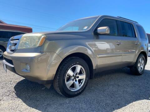 2009 Honda Pilot for sale at Universal Auto INC in Salem OR
