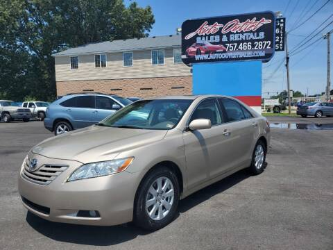 2007 Toyota Camry for sale at Auto Outlet Sales and Rentals in Norfolk VA