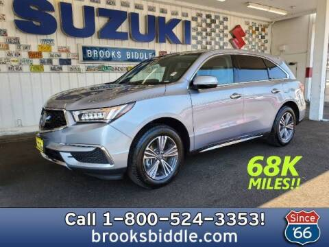 2017 Acura MDX for sale at BROOKS BIDDLE AUTOMOTIVE in Bothell WA