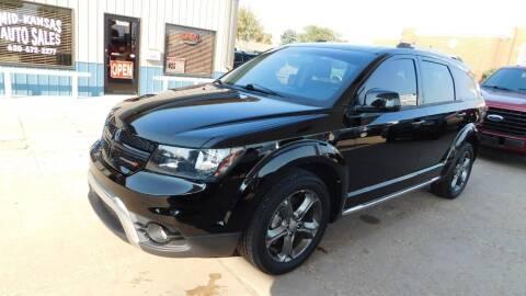 2015 Dodge Journey for sale at Mid Kansas Auto Sales in Pratt KS