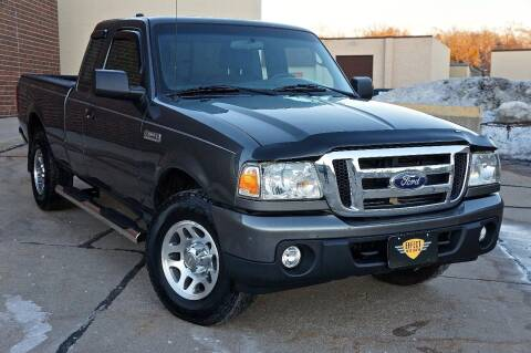 2010 Ford Ranger for sale at Effect Auto Center in Omaha NE
