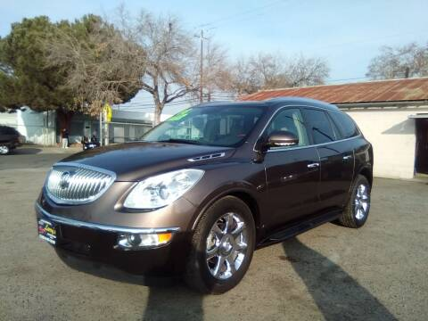 2008 Buick Enclave for sale at Larry's Auto Sales Inc. in Fresno CA