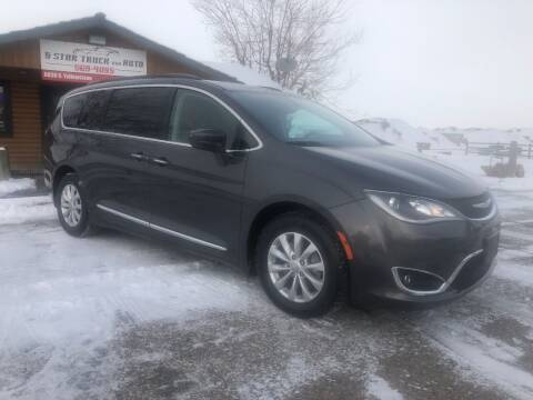2017 Chrysler Pacifica for sale at 5 Star Truck and Auto in Idaho Falls ID