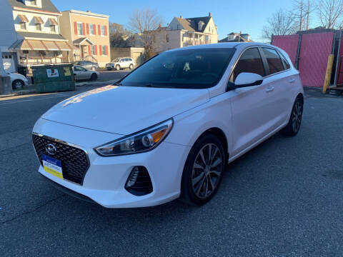 2018 Hyundai Elantra GT for sale at Amicars in Easton PA