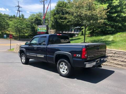 2006 Chevrolet Silverado 1500 for sale at 4 Below Auto Sales in Willow Grove PA
