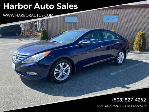 2012 Hyundai Sonata for sale at Harbor Auto Sales in Hyannis MA