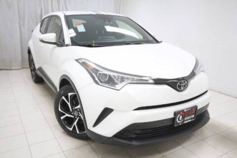 2018 Toyota C-HR for sale at EMG AUTO SALES in Avenel NJ
