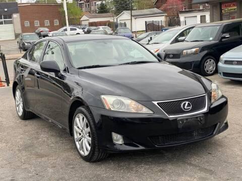 2006 Lexus IS 250 for sale at IMPORT Motors in Saint Louis MO