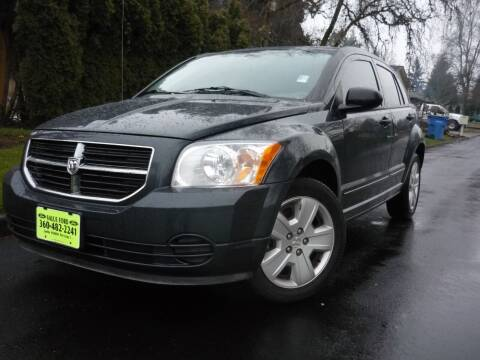 2007 Dodge Caliber for sale at Redline Auto Sales in Vancouver WA