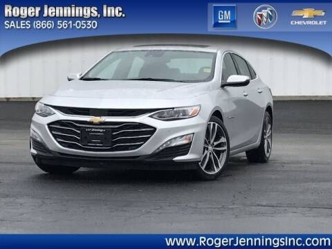 2019 Chevrolet Malibu for sale at ROGER JENNINGS INC in Hillsboro IL