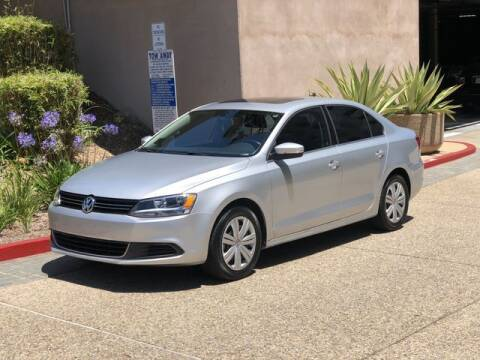2013 Volkswagen Jetta for sale at AUTOLOGIC in San Diego CA