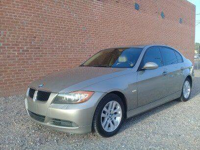 2007 BMW 3 Series for sale at Dreamline Motors in Coolidge AZ
