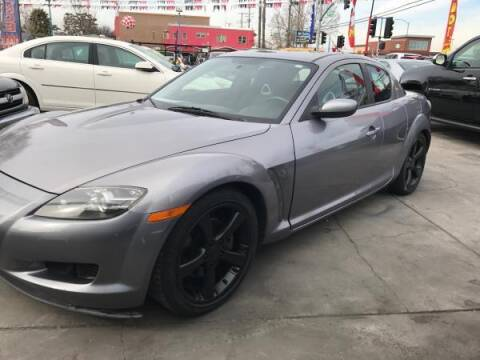 2004 Mazda RX-8 for sale at Top Notch Auto Sales in San Jose CA
