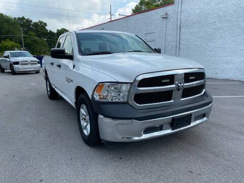 2017 RAM Ram Pickup 1500 for sale at LUXURY AUTO MALL in Tampa FL