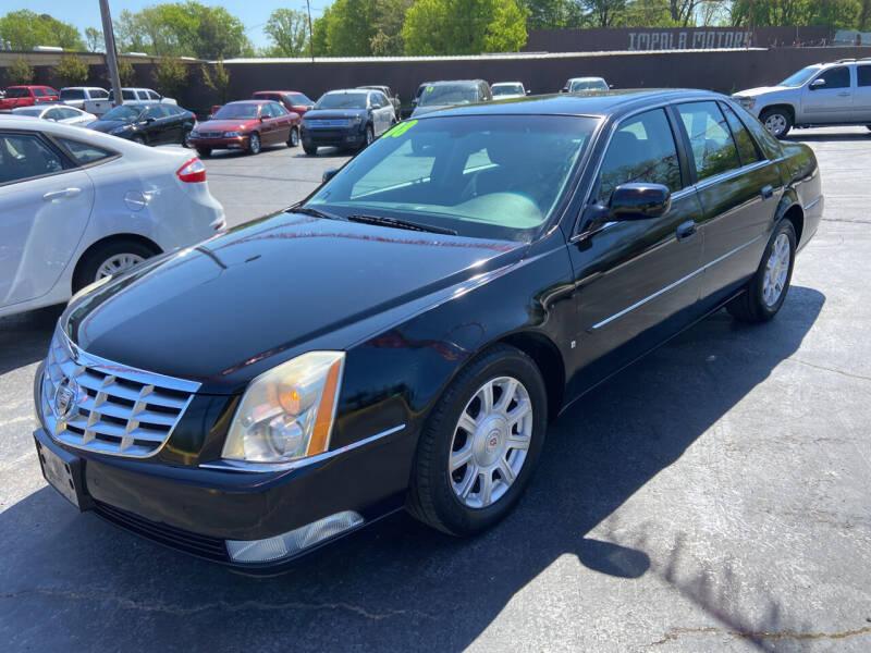 2008 Cadillac DTS for sale at IMPALA MOTORS in Memphis TN