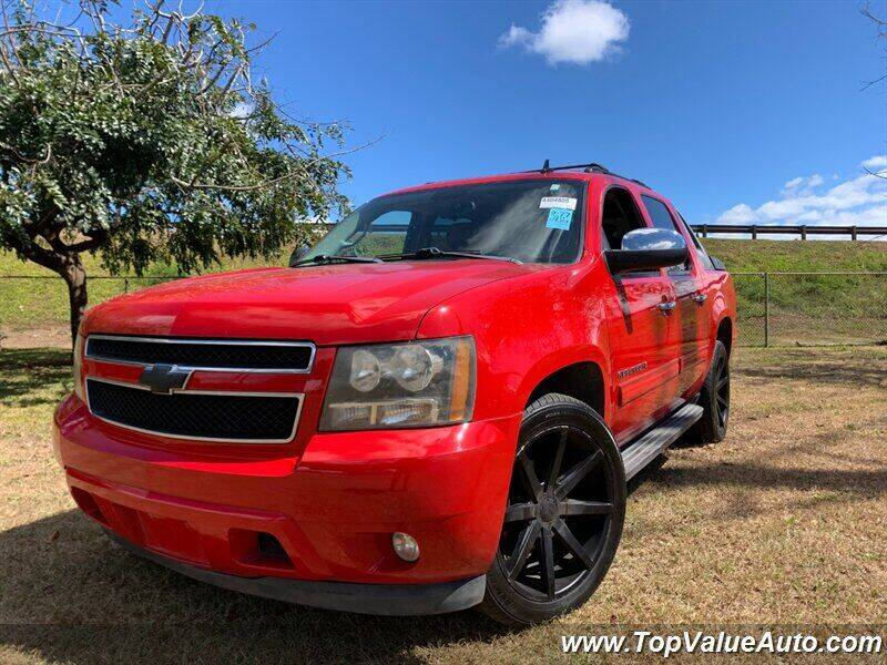 2011 Chevrolet Avalanche for sale in Wahiawa, HI