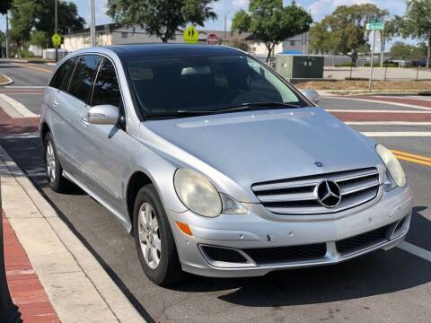 2007 Mercedes-Benz R-Class for sale at Carlando in Lakeland FL
