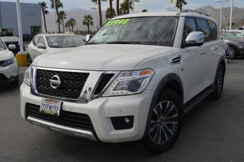2018 Nissan Armada for sale at Auto Max Brokers in Palmdale CA