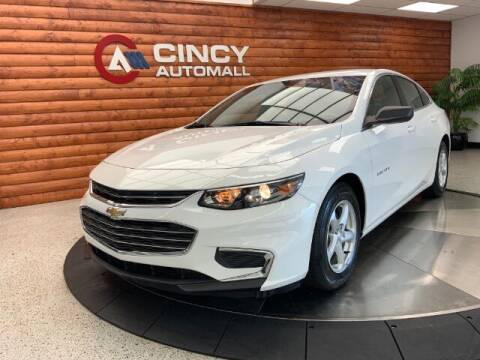 2016 Chevrolet Malibu for sale at Dixie Motors in Fairfield OH